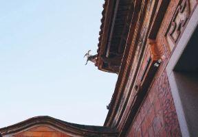 五店市 這紅磚古厝的閩南民居群 衍生出晉江城區