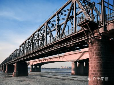 Songhua River Railway Bridge