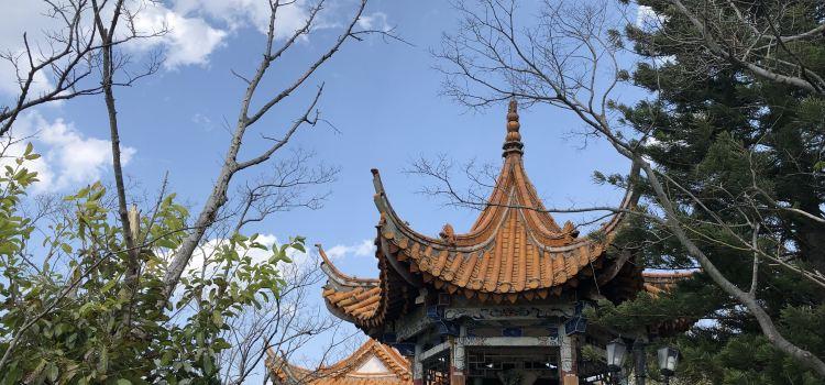 Jiangchuan Gushan Scenic Area1
