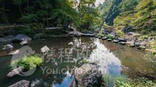磐安水下孔景区