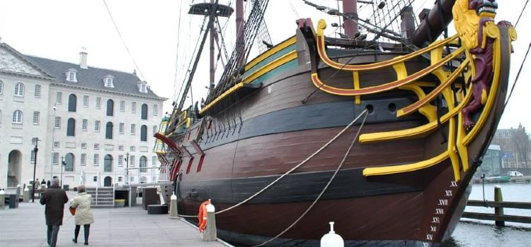 荷蘭國家海事博物館2