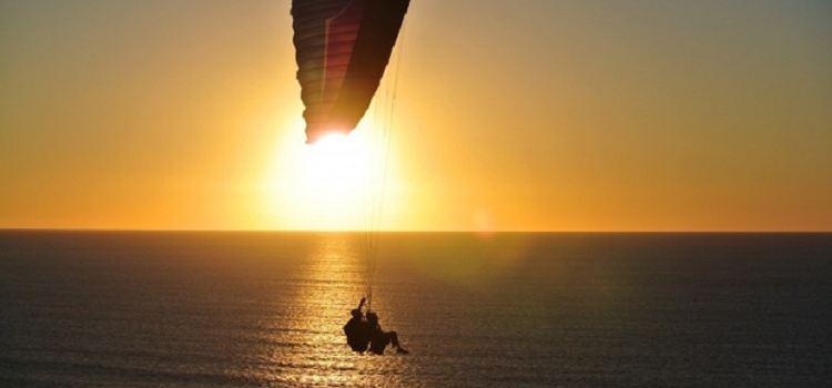 Hongjiaoling International Paragliding Flight Camp1