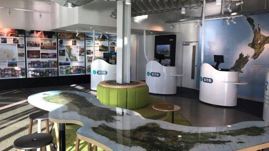 奧克蘭王子碼頭i-SITE 遊客資訊中心