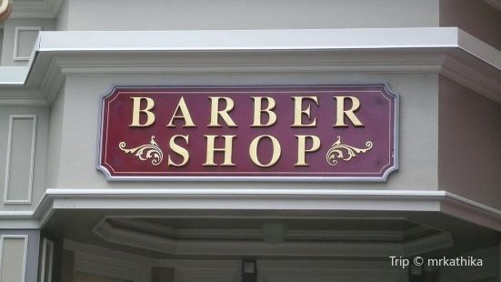 Harmony Barbershop | Magic Kingdom