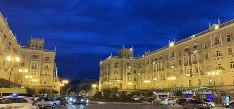 第比利斯老城