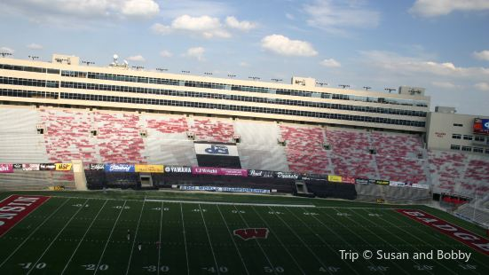Camp Randall Stadium University of Wisconsin