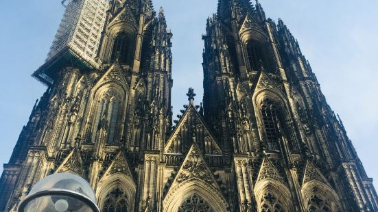 German Cologne Cathedral