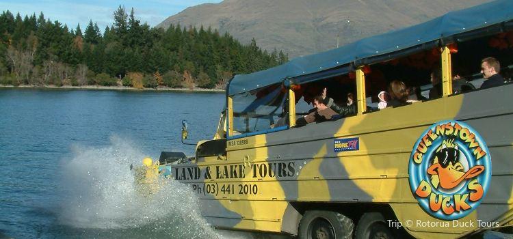 Rotorua Duck Tours1