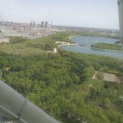 둥후 생태 여유풍경구 여행 사진