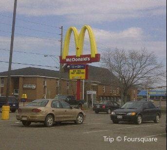 McDonald's (Mountain R)