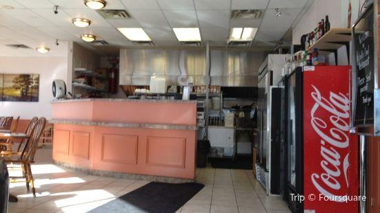 Nicholls Oval Restaurant