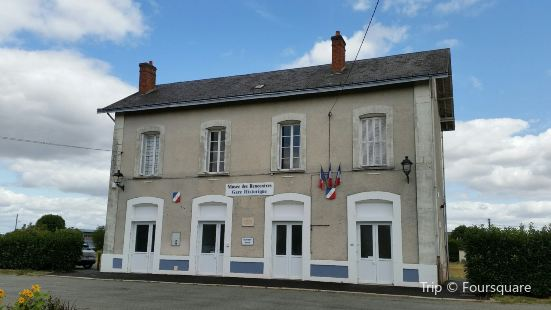 Gare Historique de Montoire