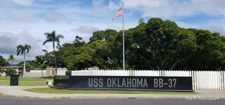 USS Oklahoma Memorial1