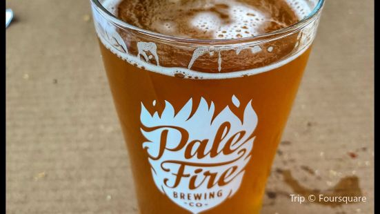 Pale Fire Brewing Co