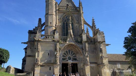 Église Saint-Denis de Serans