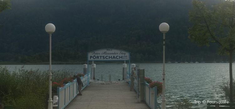 Poertschach Landspitz Peter Alexander Steg2