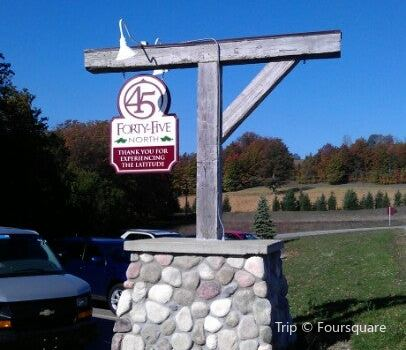 Forty-Five North Vineyard & Winery1
