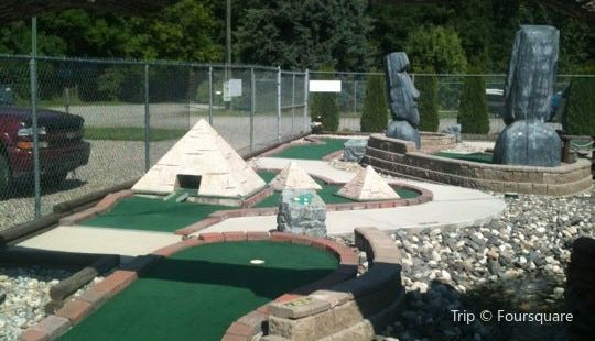 Salmon Arm Go-Karts & Mini-Golf