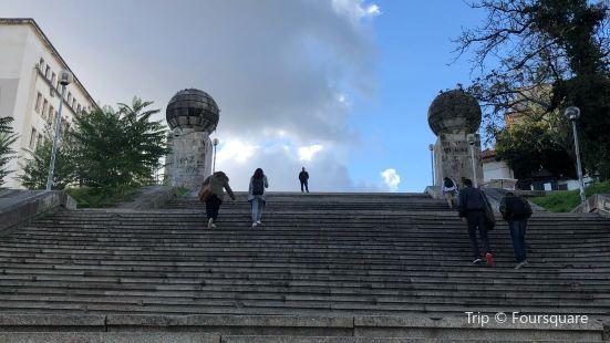 Escadas Monumentais