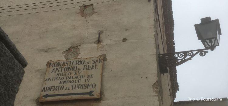 Monasterio de San Antonio El Real1