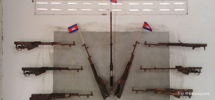Cambodia War Remnant Museum2