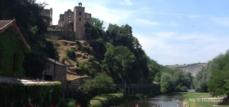 Chateau de Saint Martin Laguepie1