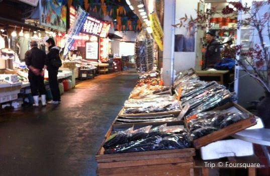 Yanagibashi Rengo Market2