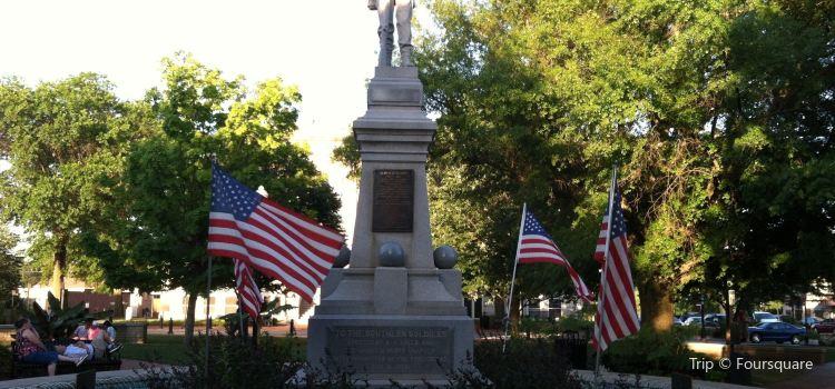 Bentonville Town Square3