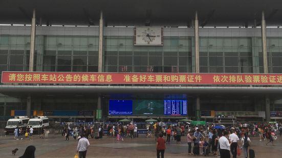 成都站廣場