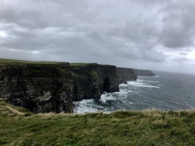 The Cliffs of Moher New Visiter Experience