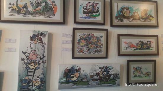The Cartoon Art Gallery