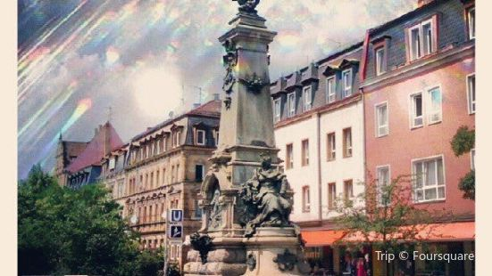 Ludwig-Eisenbahn-Denkmal