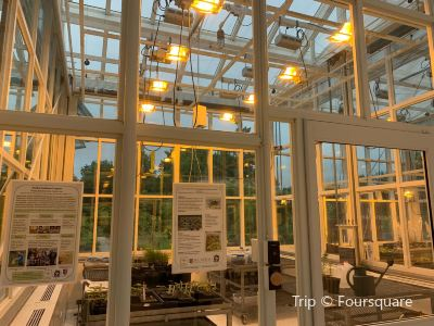 The K.C. Irving Environmental Science Centre and Harriet Irving Botanical Gardens