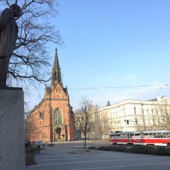 Kostel Jana Amose Komenskeho - Cerveny Kostel User Photo