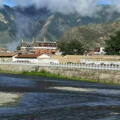 간난 티베트족 자치주 여행 사진