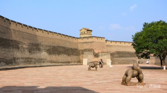 City Wall of Pingyao