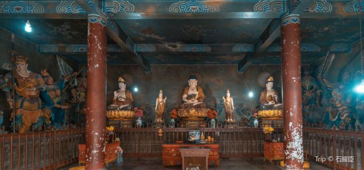 Panlong Temple1