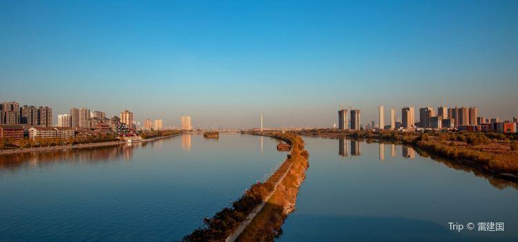 咸陽湖景區2