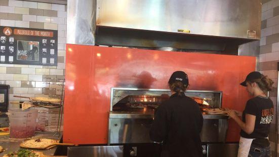 Blaze Fast Fire'd Pizza