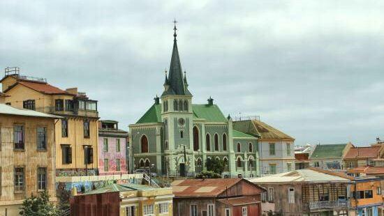Iglesia Luterana de La Santa Cruz de Valparaíso