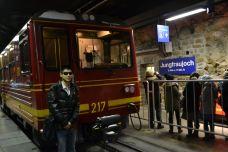 欧洲之巅火车站-少女峰-WillSum