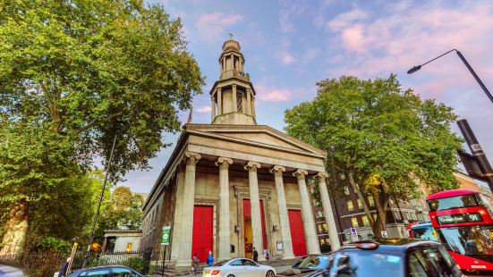 St Pancras Parish Church