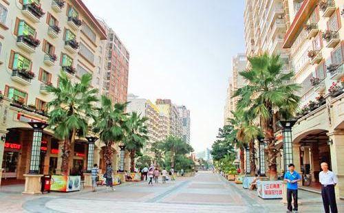 深圳東亞風情商業步行街