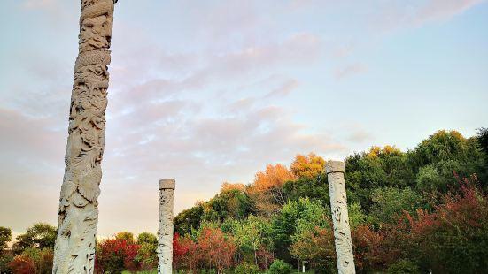 佳木斯市水源山公園