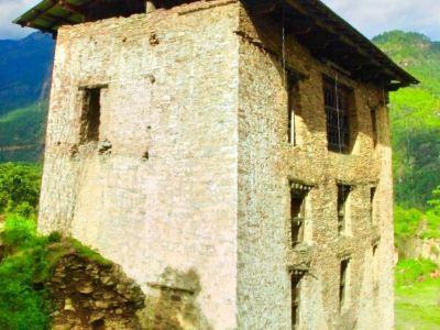 Drukgeyel Dzong
