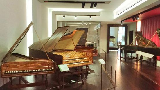 The St Cecilia's Hall Museum of Instruments