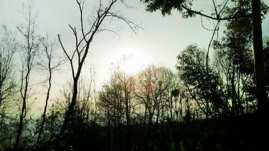 Guangdong Shaoguan Furongshan National Mine Park