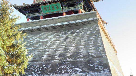 大雲寺銅鐘