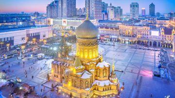 哈尔滨 圣索菲亚大教堂