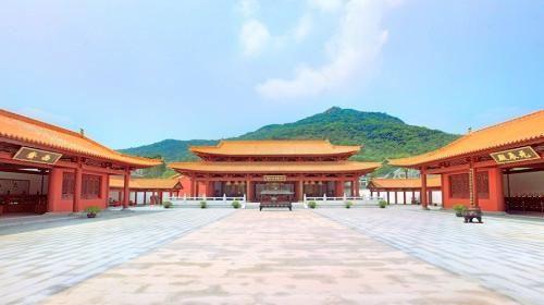 Xiqiao Wong Tai Sin Temple Scenic Area